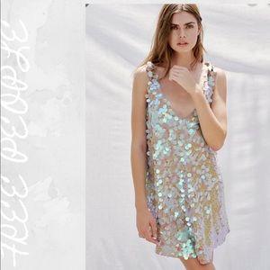 Free People Penelope Sequin Dress